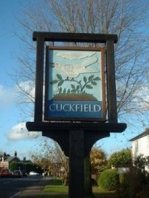 Cuckfield Village Sign